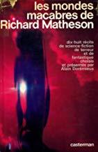 Couverture du livre Danses Macabres de Richard Matheson
